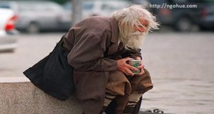 Poverty is not as scary as spiritual poverty, intellectual poverty